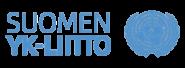 YK-liiton logo, taustaton